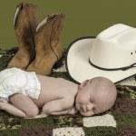 Western Baby — Stock Photo #35182131