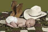 Western Baby — Stock fotografie