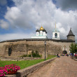 Pskov. Kremlin. — Stock Photo