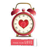 Watch Love — Stock Vector
