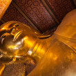 Big Buddhin temple of Thailand — Stock Photo #32403329