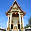 Beautiful Thai Temple Wat muang, temple in angtong, Thailand — Stock Photo