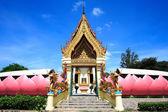 Mooie thaise tempel wat muang, tempel in angtong, thailand — Stockfoto