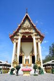 Beautiful Thai Temple Wat muang, temple in angtong, Thailand — Stock Photo