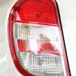 Stok fotoğraf: Left tail light car.