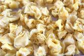 Fish dumplings yellow — Stock Photo