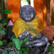 Stock Photo: Buddhimage in old temple