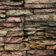 Old Bricks sorted Background — Stockfoto