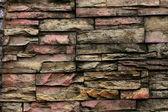Old Bricks sorted Background — Stock Photo
