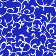 Blue pattern seamless abstract — Stock Photo