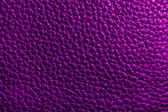 Leather texture in purple color — Stock Photo