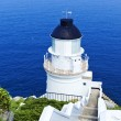 Dongyong Lighthouse,DongYin Coast line ,Matsu, Taiwan — Stock Photo