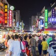 Liuhe Night Market,Kaohsiung,Taiwan, May, 4th, 2013 : Liuhe Nigh — Stock Photo