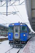 Hakodate stad, japan, december, 22, 2009: hakodate station ho — Stockfoto