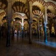 Great Mosque of Cordoba II — Stock Photo