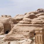 Petra, Jordan. — Stock Photo