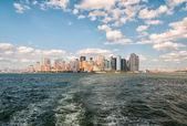 Scenic view of Manhattan. — Stock Photo