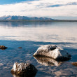 Stock Photo: Yellowstone Lake.