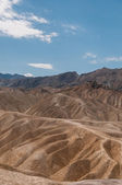 Zabriskie Point, Death Valley NP, USA. — Stock Photo