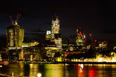 London night — Stock Photo