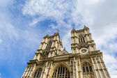 Wesminster abbey in London — Stock Photo