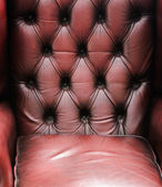 Leather Chair Abstract — Stock Photo