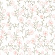 Abstract Elegance Seamless pattern with floral background. Seamless pattern can be used for wallpaper, pattern fills, web page backgrounds, surface textures. Gorgeous seamless floral background Eps 10 — Stock Vector #30386557