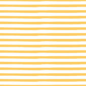 Yellow striped seamless pattern — Stock Vector