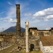 Ruins of Pompei — Foto Stock