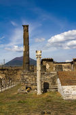Ruins of Pompei — Stock Photo
