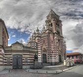 Iglesia Senora del Carmen Panorama — Stock Photo
