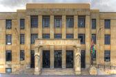 правосудия дворца букараманга, колумбия — Стоковое фото