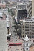Bogota 7th avenue — Zdjęcie stockowe