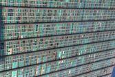Sykscraper window texture — Stock Photo