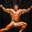Pro Bodybuilder — Stock Photo