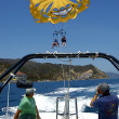 Parasailing — Stock Photo