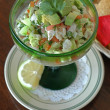 Stock Photo: Mexican-Style Ceviche
