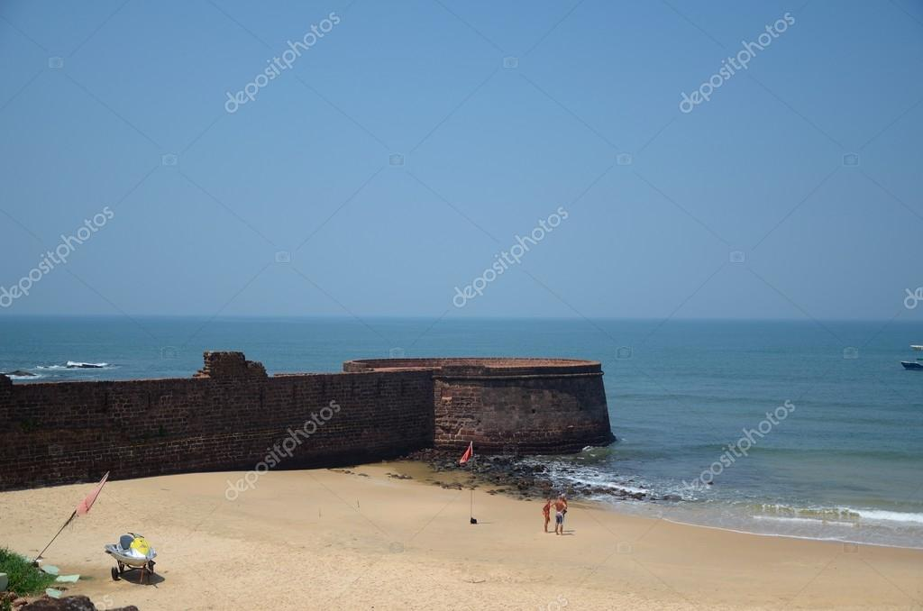 Fort Aguada Hotel Goa India Fort Aguada Goa India