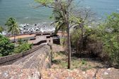 Fort Reis Magos in Goa — Stock Photo