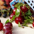 Ripe cherries — Stockfoto #29160717