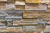 Natural stone tiled background — Stockfoto