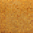 Wooden square mosaic background — Stock Photo