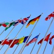 World flags — Stock Photo #35300795