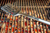 Barbeque Utensils XXXL — Photo