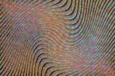 Wave Swirl Line Background — Stockfoto