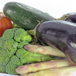 Stock Photo: Fresh Vegetables close-up