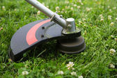 Weed trimmer — Stock Photo
