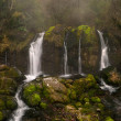 Cascada Salto de Murcarols. Cadi. — Stock Photo