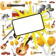 Instruments — Vector de stock #30073265