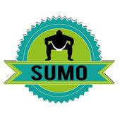 Sumo — Wektor stockowy